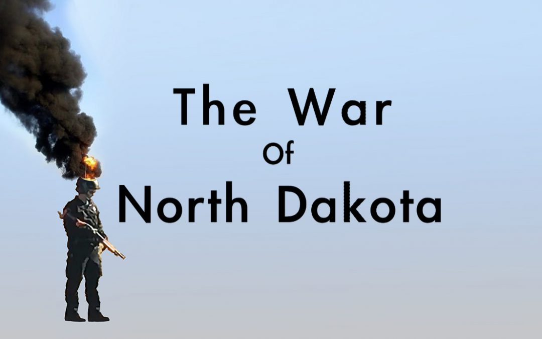 "Film Screening of ""War of North Dakota"" by Rod Webber"